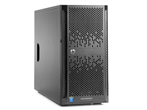 HP ML10 Gen9 E3-1225v5/8GB/1TB/DVDRW/300W
