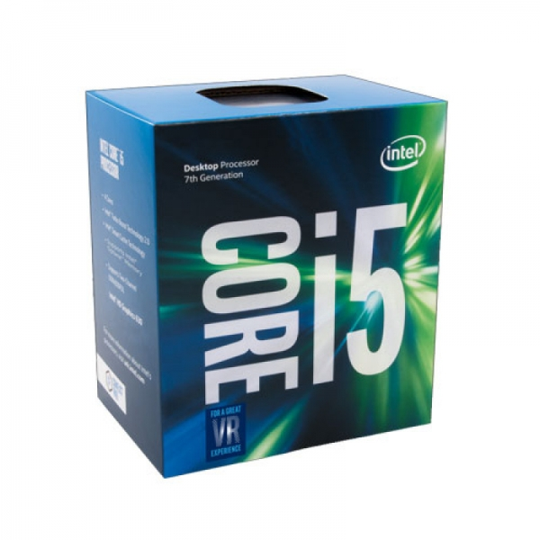 CPU Intel® Core™ i5 - 7600K 3.80GHz up to 4.20GHz/ (4/4)