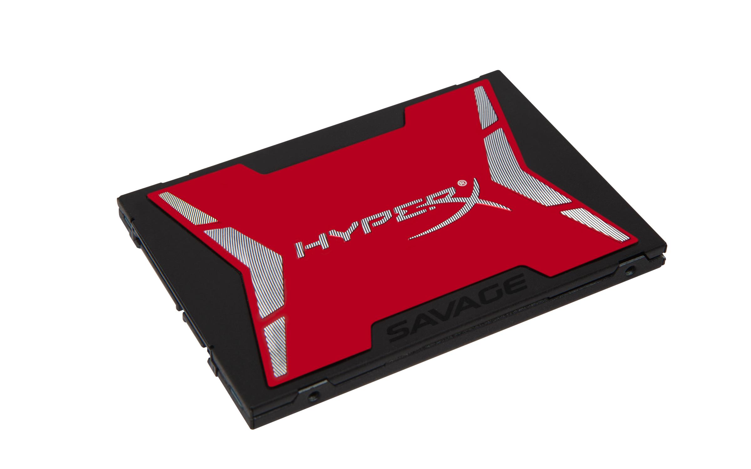 Kingston SSD HYPERX SAVAGE 240GB / 2.5