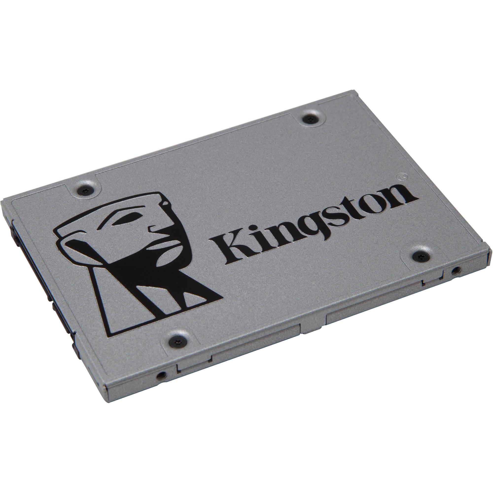 Kingston SSD / SUV400S37A/ 120GB  - 2.5
