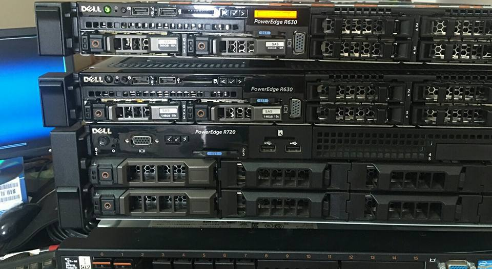 Máy chủ Dell PowerEdge R630
