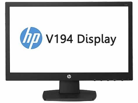"LED HP V194 – 18.5"" wide"