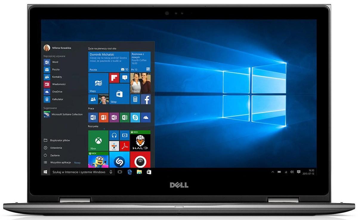 Dell Inspiron 5379  C3TI7501W - Grey