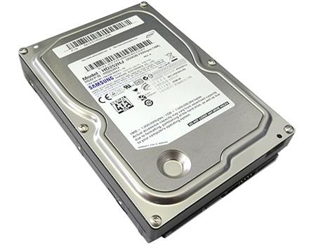 Samsung 250GB - 7200rpm - 8MB cache - SATA II