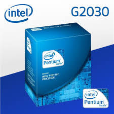 Intel® Pentium® Processor G2030 (3M Cache, 3.00 GHz) - Box