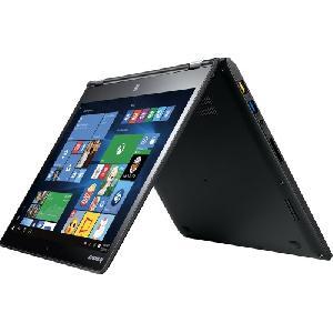 Lenovo Yoga 500-80N600A4VN - Đen          Màn hình cảm ứng xoay 360°