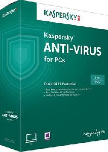 KAV 3 User 2017 = Kaspesky Anti Virus 2017 ( có đĩa + vỏ hộp)