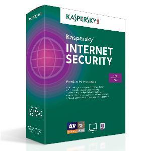 KIS 2017 = Kaspesky Internet Security 2017 ( có đĩa + vỏ hộp)