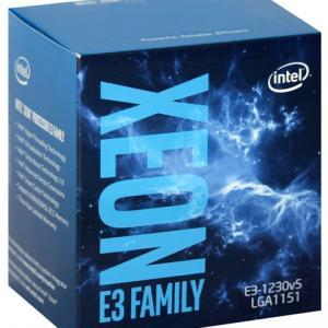 CPU Intel Core Xeon E3-1230 V6 3.5 GHz / 8MB / Socket 1151