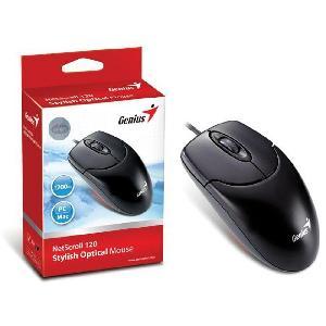 Chuột quang Genius 120 Black USB