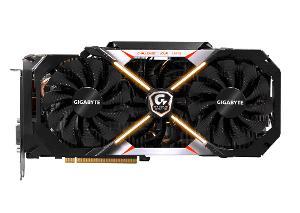 GIGABYTE™ GV-N1080G1 GAMING-8GD - 8GB GDDR5X - 256 bits