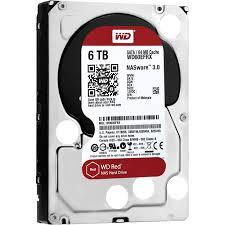 WD 6TB Red