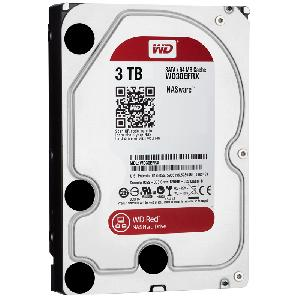 WD 3TB Red