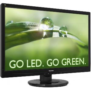 LED Viewsonic 19.5' wide – VA2046 – 5ms