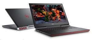 Dell Inspiron N7567B     Vỏ hợp kim carbonCore i7 7700HQ