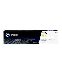 HP CLJ CP1025 Yellow Print Cartridge