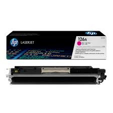 HP CLJ CP1025 Magenta Print Cartridge