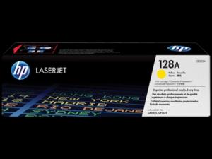 HP LaserJet Pro CP1525/CM1415 Ylw Crtg