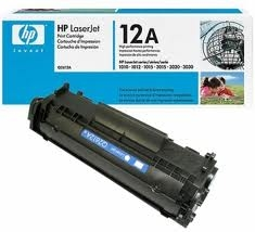 HP LaserJet 1000/3000 Series Black Crtg