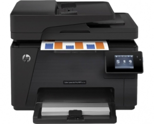Máy in HP Color LaserJet Pro MFP M177fw Printer