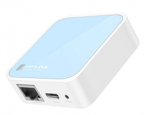 TP-Link Wireless N Mini Router TL-WR802N