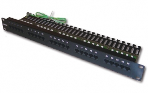 Patch panel RJ11 for Telephone 25 Port, 19