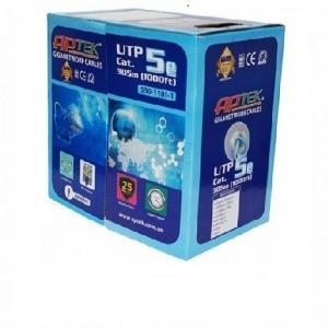 Cáp mạng APTEK  UTP CAT.5e 305m (530-1101-1)