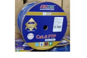 Cáp mạng APTEK  FTP CAT.6 305m (630-2104-1)