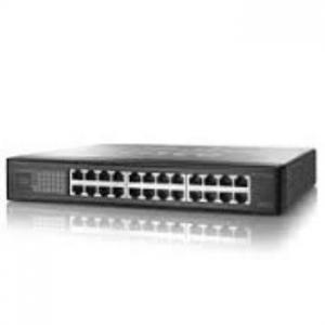 24 Port 10/100/1000Base-T Gigabit Network Switch VolkTek NSH-1424A