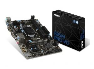 Mainboard MSI B85M PRO-VD (Pro Series)