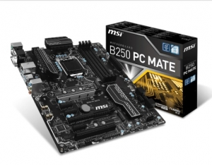 Mainboard MSI B250 PC MATE