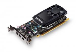 VGA NVIDIA Quadro P1000 (chuyên cho các máy trạm, workstation)
