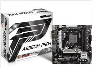 Mainboard Asrock AB350M Pro4