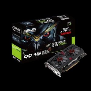 VGA ASUS STRIX-GTX1050TI-DC2O4G-GAMING