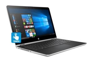 HP Pavilion x360 14-ba065TU (2GV27PA)- Xoay 360 độ-  bạc