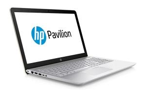 HP Pavilion 15-cc138TX (3CH58PA)-  Vỏ nhôm Grey