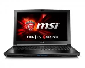 MSI GL62 7RDX-1035XVN( màu đen, 2 fan tản nhiệt, LED 1 màu