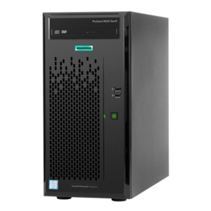 HPE ProLiant ML10 Gen9 E3-1225 v5 8GB-R 4LFF SATA (845678-375)