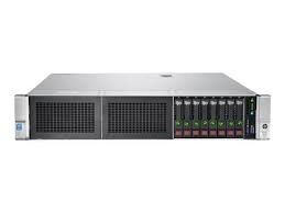 HP Server  DL380 G9 CTO E5-2630v4 2P 16GB SA P440ar/2G 8SFF (719064-B21)