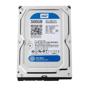 Ổ cứng Western Digital Blue 500GB - 32MB Cache