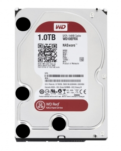 WD HDD Red 1TB 3.5