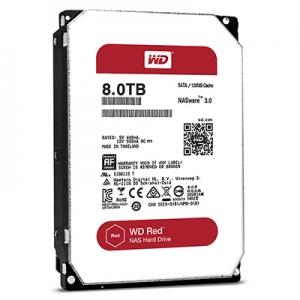 Ổ cứng Western Digital Red 8GB WD80EFZX