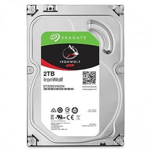 Seagate IronWolf™ - 2T (NAS-SEVER) ST2000VN004