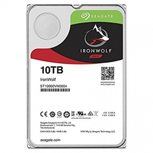 Seagate IronWolf™ - 10T (NAS-SEVER) ST10000VN0004