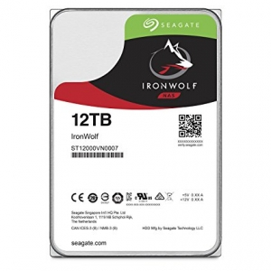Seagate IronWolf™ - 12T (NAS-SEVER) ST12000VN0007
