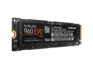 SSD Samsung 960EVO NVMe M.2 PCIe  250GB (MZ-V6E250BW)