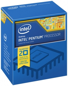 CPU Intel Pentium G3450 3.4G / 3MB / HD Graphics / Socket 1150