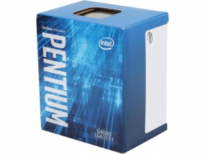 CPU Intel Pentium G4600 3.6 GHz / 3MB / HD 600 Series Graphics / Socket 1151 (Kabylake)