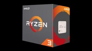 CPU AMD Ryzen 3 1200 (3.1 Upto 3.4GHz/ 8MB/ 4 cores 4 threats/ AM4)