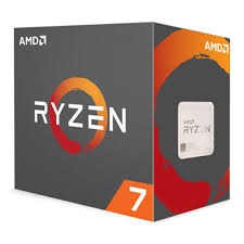 CPU AMD Ryzen 7 1700X 3.4 GHz (Up to 3.8GHz) / 20MB / 8 cores 16 threats / socket AM4 (no Fan)